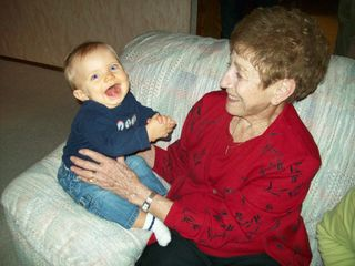 Great Grandma Love